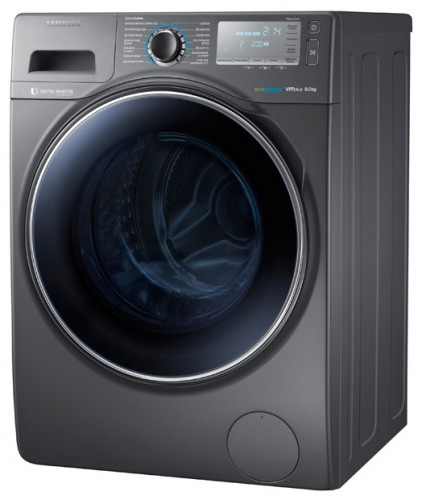 Characteristics, Photo Washing Machine Samsung WW80J7250GX