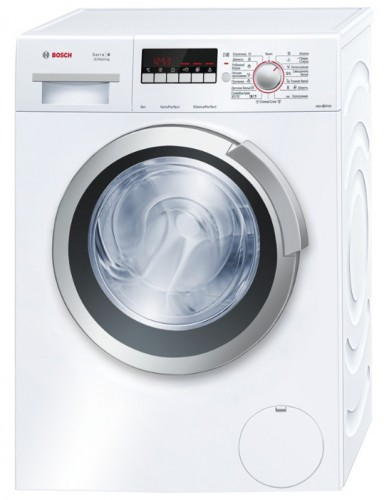 Characteristics, Photo Washing Machine Bosch WLK 2424 AOE