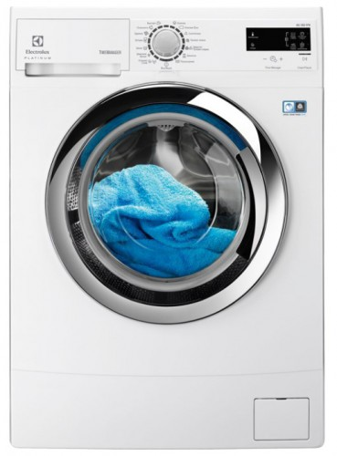 Characteristics, Photo Washing Machine Electrolux EFU 361200 P