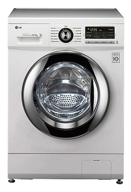 Characteristics, Photo Washing Machine LG FR-096WD3