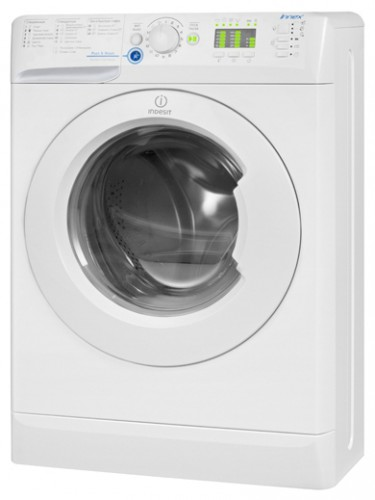 Characteristics, Photo Washing Machine Indesit NWU 5105 LB