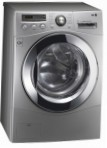 LG F-1081ND5 Washing Machine freestanding, removable cover for embedding front, 6.00