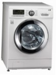 LG F-1296TD3 Washing Machine freestanding, removable cover for embedding front, 8.00
