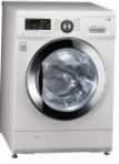 LG F-1296CDP3 Washing Machine freestanding, removable cover for embedding front, 6.00