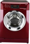 BEKO WMB 91442 LR Washing Machine freestanding, removable cover for embedding front, 9.00